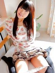 Japanese teen - Shiori Kurata