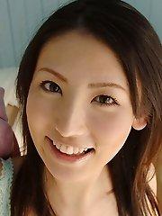 Takako Kitahara stripping student