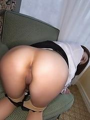 Sexy and nude Japanese av idol Kokomi Saeki loves to have sex