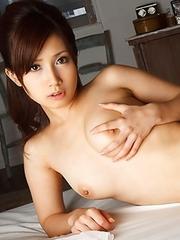 Minami Kojima has awesome boobs and sensational bump