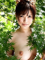 Nobody is going to forget sweet Anri Okita�s big boobs