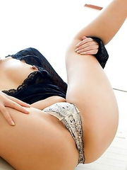 Sexy body is what Rio Fuiisaki is world-known for
